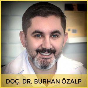 Doç. Dr. Burhan Özalp - Diyarbakır ve İstanbul Estetik Cerrahi Uzmanı